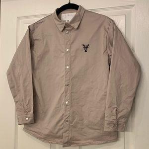 🦌Caroline Bosmans Pink Deer Shirt 12
